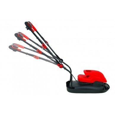 Elektrinė sklendžianti vejapjovė 1600W Grizzly ERM 1600-34 L 4