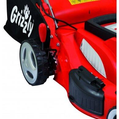 Elektrinė vejapjovė 1800W Grizzly ERM 1846 GT, EK9 7