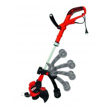 Elektrinė žoliapjovė 600W Grizzly Tools ERT 600 R 2
