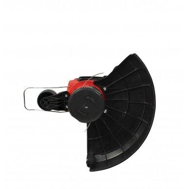 Elektrinė žoliapjovė 600W Grizzly Tools ERT 600 R 3