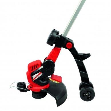 Elektrinė žoliapjovė 600W Grizzly Tools ERT 600 R 5