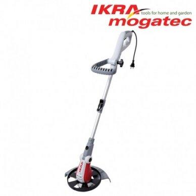 Elektrinė žoliapjovė Ikra Mogatec 600 Watt IGT 600 DA