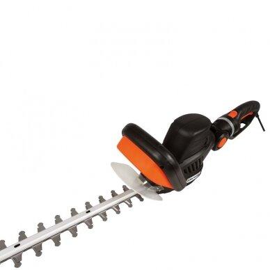 Elektrinės gyvatvorių žirklės 680W Grizzly Tools Deltafox DG-EHT 6860 3D 4