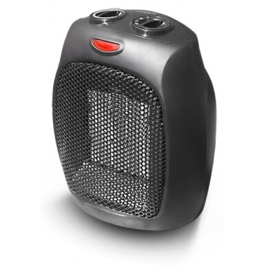 Elektrinias šildytuvas Adler AD 7702 PTC Heater, Number of power levels 2, 1500  W, Number of fins Inapplicable, Black 2