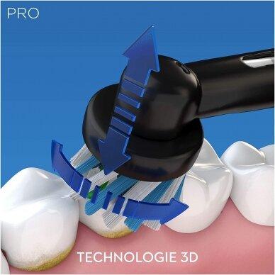 Elektrinis dantų šepetukas Oral-B PRO 1750 2