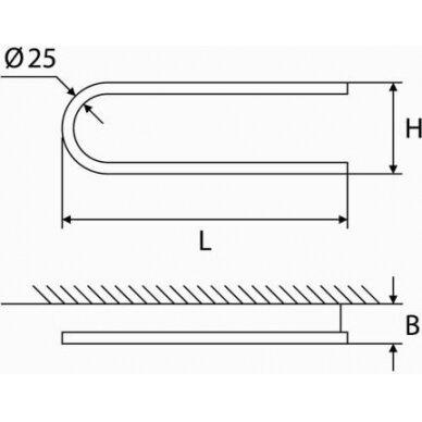 Elektrinis gyvatukas Elonika EE 270 S/SD 6