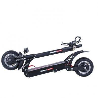 Elektrinis paspirtukas Beaster Scooter BS15 2