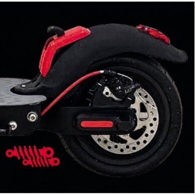 Elektrinis paspirtukas Ducati Pro II 3