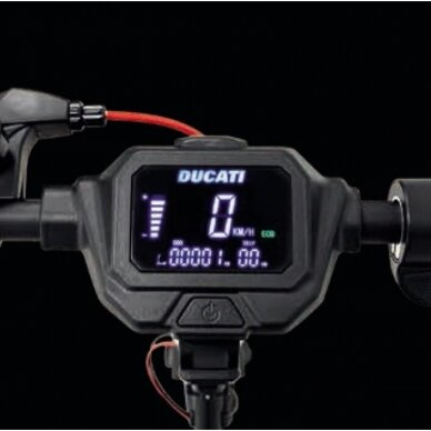 Elektrinis paspirtukas Ducati Pro II 4