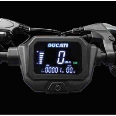 Elektrinis paspirtukas Ducati Scrambler Cross-E Sport 4