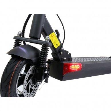Elektrinis paspirtukas Joyor Y10 Black (iki 120kg, 500W, iki 35km/h) 2