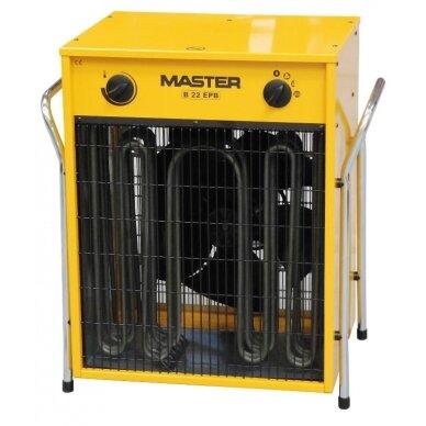 Elektrinis šildytuvas B 22 EPB, 22 kW, Master