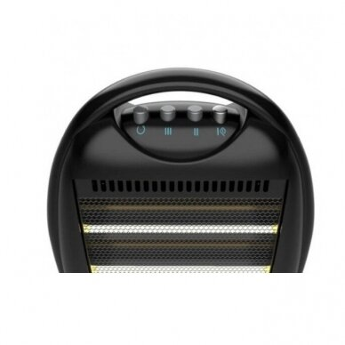 Elektrinis šildytuvas Cecotec Ready Warm 7100 Quartz Rotate 3