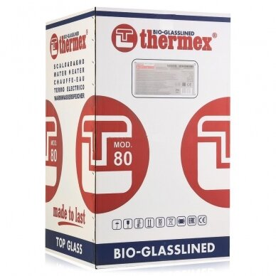 Vandens šildytuvas Thermex ER 100H, 1,5 kW 6