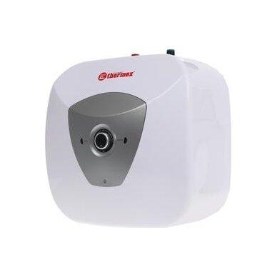 Elektrinis vandens šildytuvas Thermex H 15-U PRO mažas, 1,5 kW 3