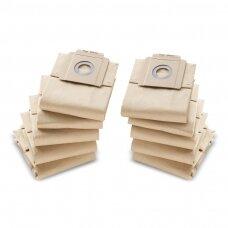 Filtrai maišai popieriniai T 7 / T 10 Kärcher