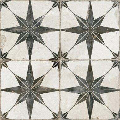 Keraminės plytelės FS Damero Star N 45x45 cm 2