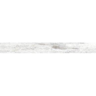 Akmens masės plytelės FS MELVIN WHITE 7,4x67,5 cm 3