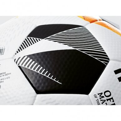 Futbolo kamuolys MOLTEN F5U5003-G9 UEFA Europa League official 4