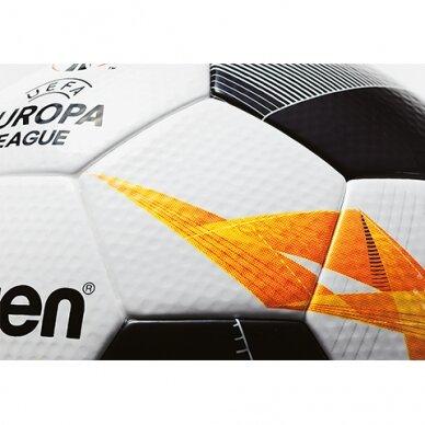 Futbolo kamuolys MOLTEN F5U5003-G9 UEFA Europa League official 5