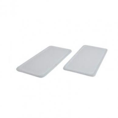 G3 klasės filtrų komplektas 415x237 mm (2vnt.) Renovent HR Large ir Medium (be Bypass)