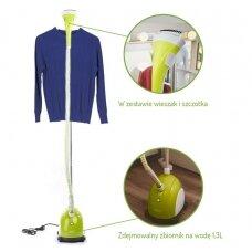 Garintuvas Camry Garment CR 5020 Handheld, 2200 W, 1.3 L, 28-30 g/min, Green