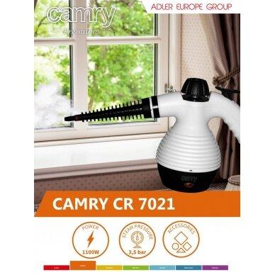 Garo valytuvas CAMRY CR 7021 2
