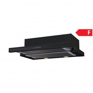 Gartraukis Krona Kamilla Sensor 600 Black (2 varikliai) 3