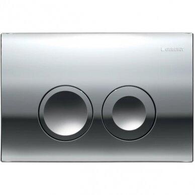 Geberit DuoFix Basic potinkinis WC rėmas 3in1 3