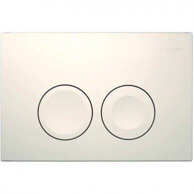 Geberit DuoFix Basic potinkinis WC rėmas 3in1 4