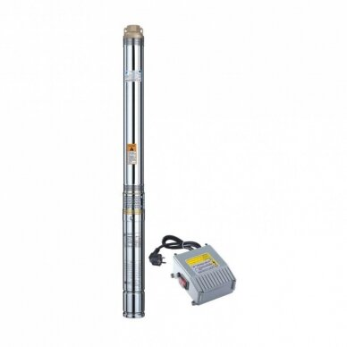 Giluminis siurblys 4 SUB 50/70 1,5kW 1x230V, Delfin