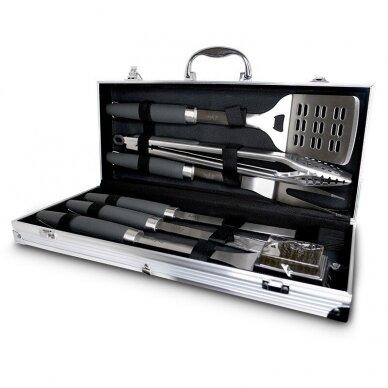 Grilio įrankių rinkinys Zyle BBQ Tool Set