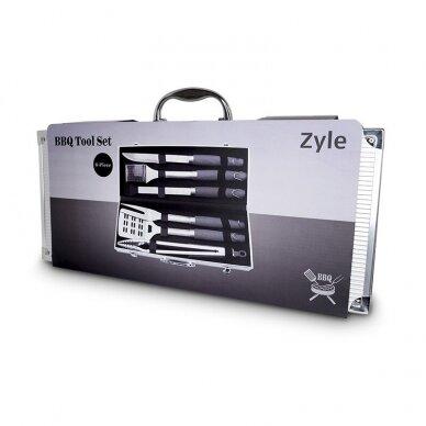 Grilio įrankių rinkinys Zyle BBQ Tool Set 5