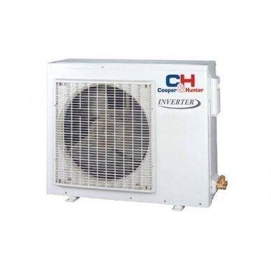 Grindinis oro kondincionierius - šilumos siurblys Consol Inverte 2