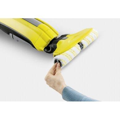 Grindų plovimo mašina FC 5 (yellow) *EU Kärcher 2