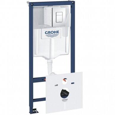 Grohe potinkinis WC rėmas Rapid SL 5in1 9