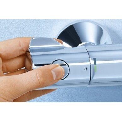 Grohe termostatinis vonios/dušo maišytuvas Grohtherm 800 2