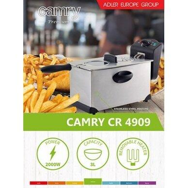 Gruzdintuvė Camry CR 4909 12