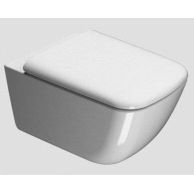 GSI  pakabinamas unitazas 54.5X37cm