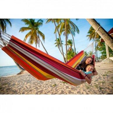 Hamakas Amazonas Barbados 230x150 cm 2