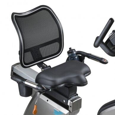 Horizontalus dviratis treniruoklis inSPORTline Halimed PRO (iki 130kg, smagr. 9kg) 7