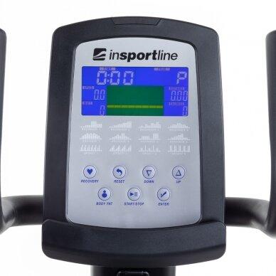 Horizontalus dviratis treniruoklis inSPORTline inCondi R600i PRO (iki 200kg, smagr. 7kg) 4