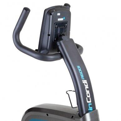 Horizontalus dviratis treniruoklis inSPORTline inCondi R600i PRO (iki 200kg, smagr. 7kg) 5