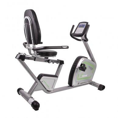 Horizontalus dviratis treniruoklis inSPORTline inCondi R60i (iki 150kg, smagr. 9kg) 15