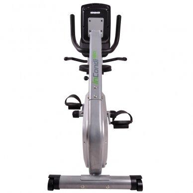 Horizontalus dviratis treniruoklis inSPORTline inCondi R60i (iki 150kg, smagr. 9kg) 3