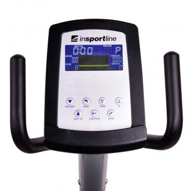 Horizontalus dviratis treniruoklis inSPORTline inCondi R60i (iki 150kg, smagr. 9kg) 8