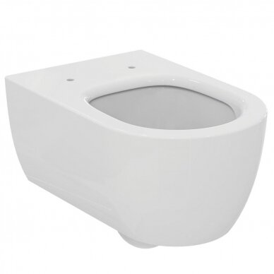 Ideal Standard komplektas: WC rėmas su klavišu, unitazas su dangčiu 2