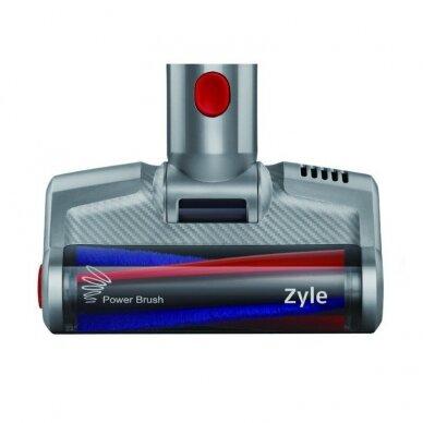 Įkraunamas dulkių siurblys ZYLE ZY600VC 5
