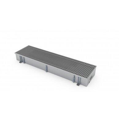 Įleidžiamas grindinis šildymo/vėdinimo konvektorius FCH 120x32x13 2