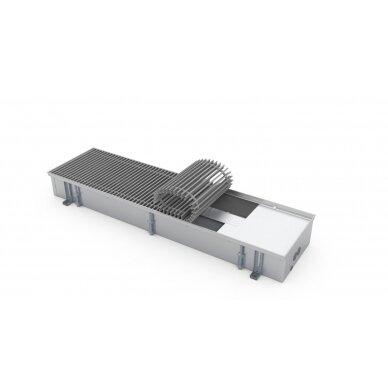 Įleidžiamas grindinis šildymo/vėdinimo konvektorius FCH 250x32x13 4